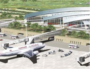 Vue d'un Hub-Terminal 2