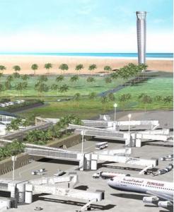 Vue d'un Hub-Terminal 1