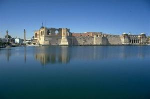 Le château de Tripoli, connu sous le nom Assai Al-Hamra