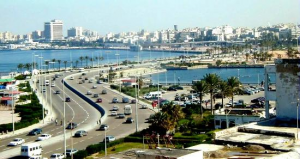 Tripoli, capitale de la Libye